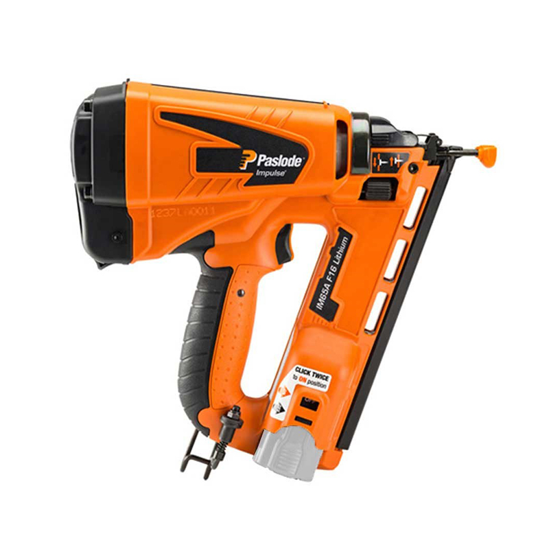 Paslode Cordless Brad Nailers Gas Nailers Collated