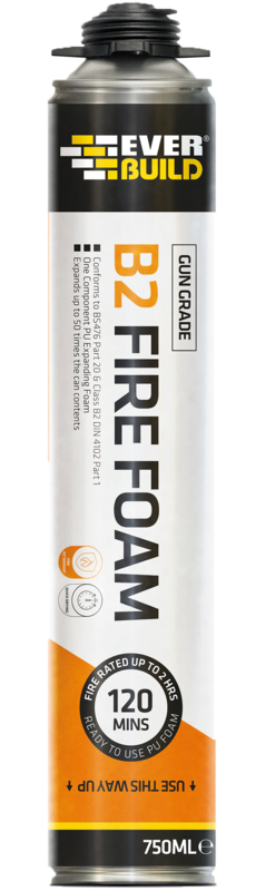 Frf B2 Fire Rated Expanding Foam Frf Fire Rated