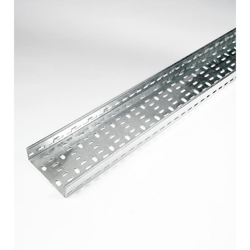 Hot Dip Galvanised Heavy Duty Cable Tray 3m Heavy Duty