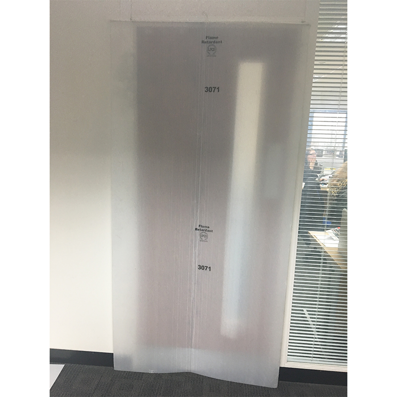 Kitchen Amp Sanitary Protection Polypropylene Board