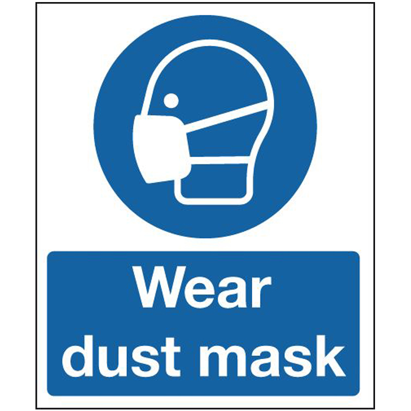 Face Protection Signs Mandatory Signs Safety Signage