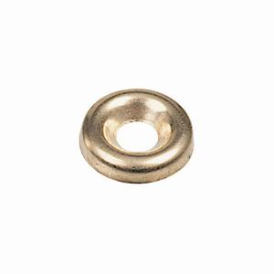 4.0mm (8g) Electro Brass Surface Screw Cups
