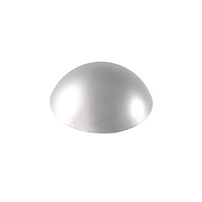 8g Chrome Plated Dome Mirror Screw Caps