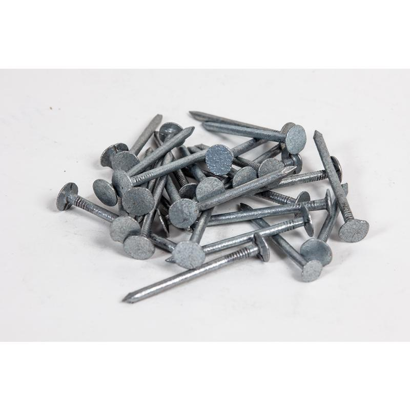 Galvanised Clout Nails - Bucket 5Kgs