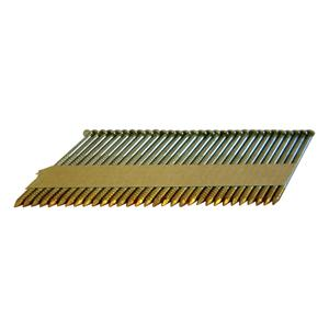 Clipped Head Framing Nails - Ring Shank 34 degree