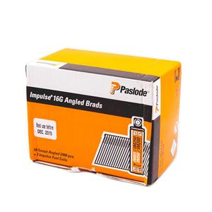 Paslode Angled Brad Nail and Fuels Packs - IM250A - Handy Pack