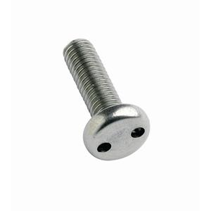 2 Hole Security Machine Screws