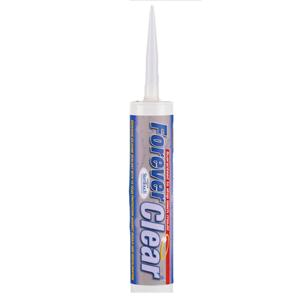 'Forever White' Silicone Sealant