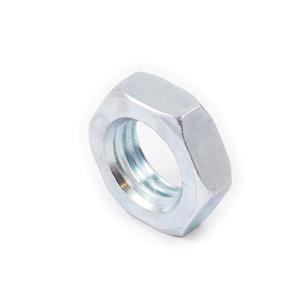 M24x2mm Pitch  BZP Half Lock Nuts to DIN439-04 (2mm Pitch)