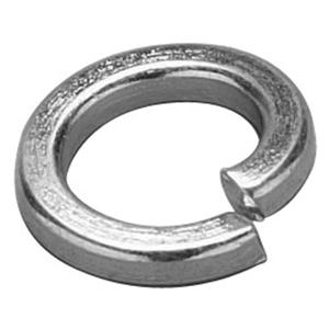 BZP Spring Washers Square Section