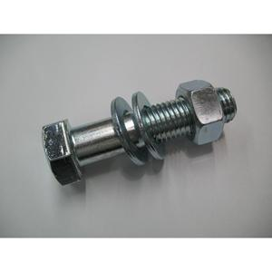 BZP HT Hexagon Head Bolts with assembled Nuts & Washers