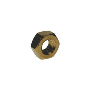 Brass Hexagon Full Nuts