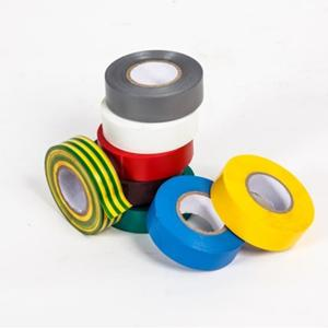 19mmx33m Red PVC Insulation Tape