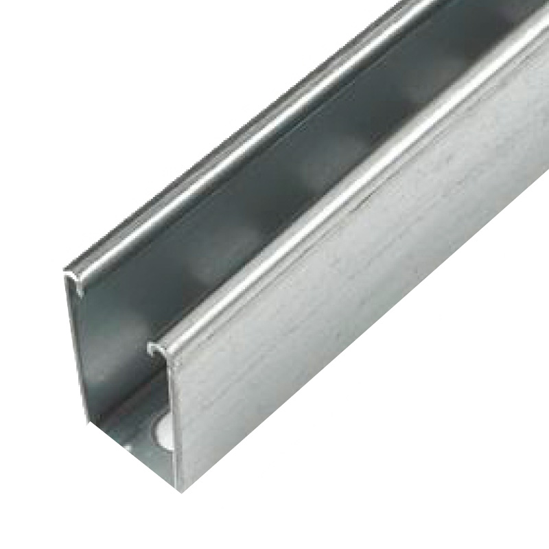 41x83mm  Heavy Plain Extra Deep Channel - 6m