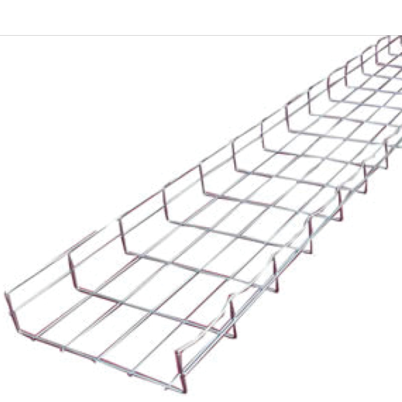 BT060-60HDG 60x60mm HDG Galv Cable Basket Tray - 3m Length