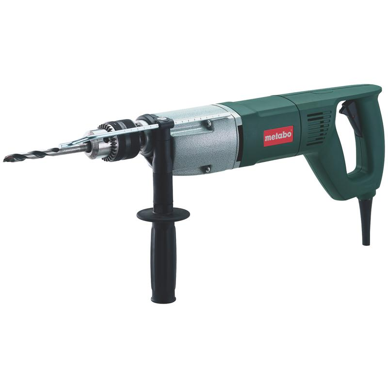 Metabo BDE 1100 110V: Large High Torque Rotary drilll