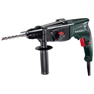Metabo SBE 760 110V: 760 W, Two speed impact drill, Carry case