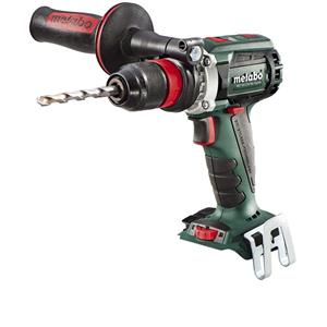 Metabo BS 18 LTX QUICK Drill/Driver, Body Only + MetaLoc