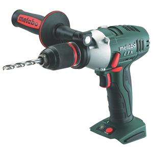 Metabo SB 18 LTX Combi Drill, Body Only + MetaLoc