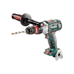 Metabo SB 18 LTX-3 BL Q I Brushless 3 Speed Combi/Drill, 2 x 18V LiHD 5.5Ah, ASC30-36V, Carry case