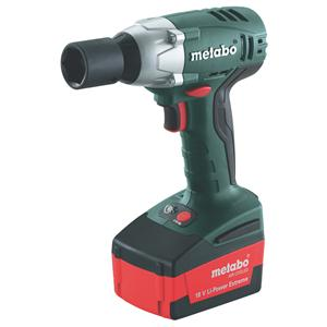 Metabo SSW 18 LTX 200 Impact wrench 2 x 18V 4.0Ah Li-ion, ASC30-36V Charger, Carry case