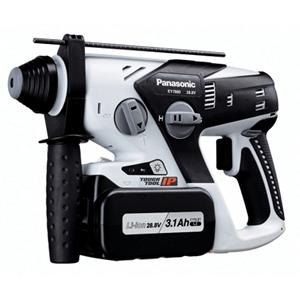Panasonic EY7880LP2C31 28.8v 3.0Ah Li-ion Rotary Hammer Drill c/w 2 x 3.0Ah 28.8v Li-ion batteries