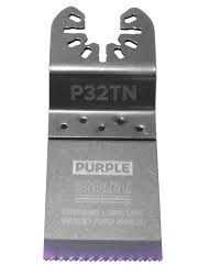 32mm SMART Purple Series Ultimate Bi-metal Multi-Tool Blade – Pack of 1