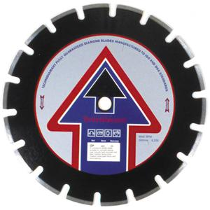 TX10R Superfast Turbo Multicut Diamond Blade