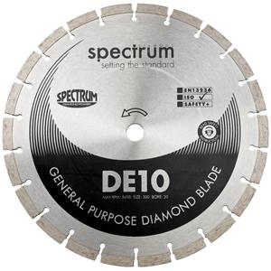 DE10 Contract Diamond Blade