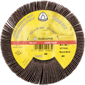 WSM617 Angle Grinder Mop Discs