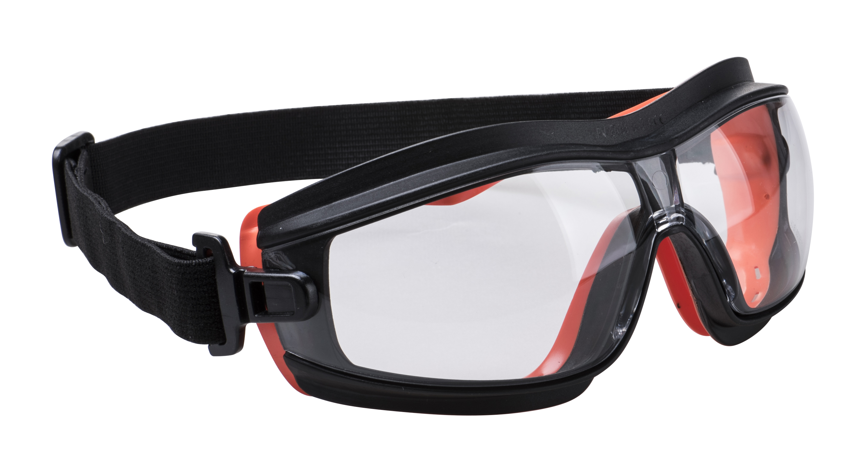 Axxion Slim Line Safety Goggles - Clear
