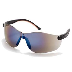 Blue Mirror SunShield Safety Spectacles