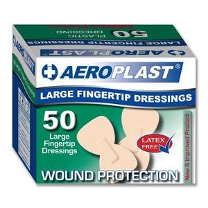 Washproof Fingertip Dressing (Box 50)