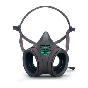 MOLDEX 8000 Series Reusable Half Mask Size Large - Mask Only