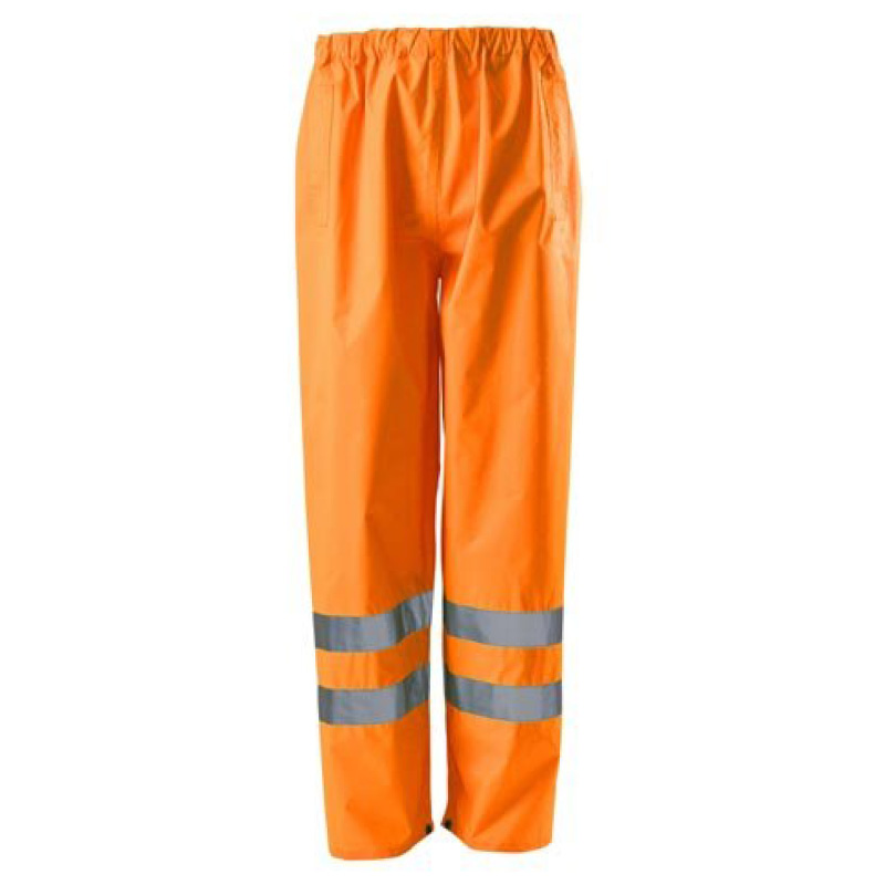 Small Orange Hi-Vis Trousers BSEN471 Class 2