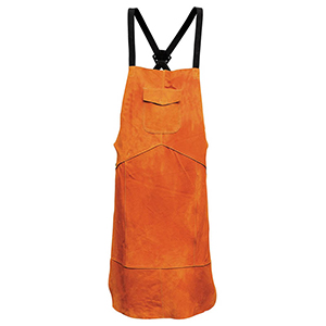 Premium Leather Welding Apron - 91x58cm