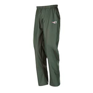 L Khaki Green Auckland Flexothane  Over Trouser Waterproof Leggings - 4570A2FC1
