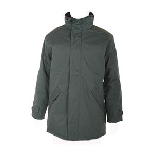 Medium Green Parka Jacket