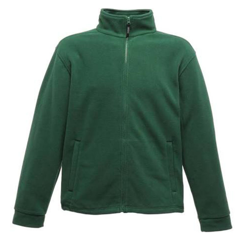 Large  Green Premium Fleece Jacket