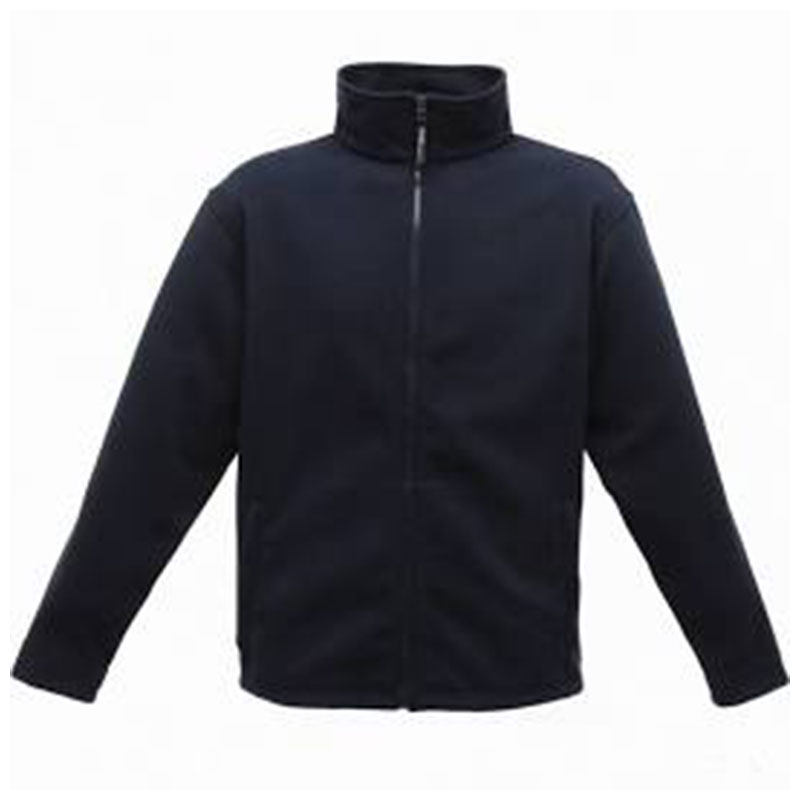 M Navy Premium Reversible Fleece Jacket