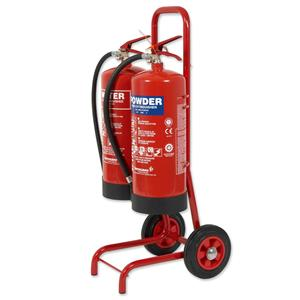 Fire Extinguisher Double Trolley only