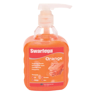 450ml Swarfega Power Hand Cleaner Pump Bottle
