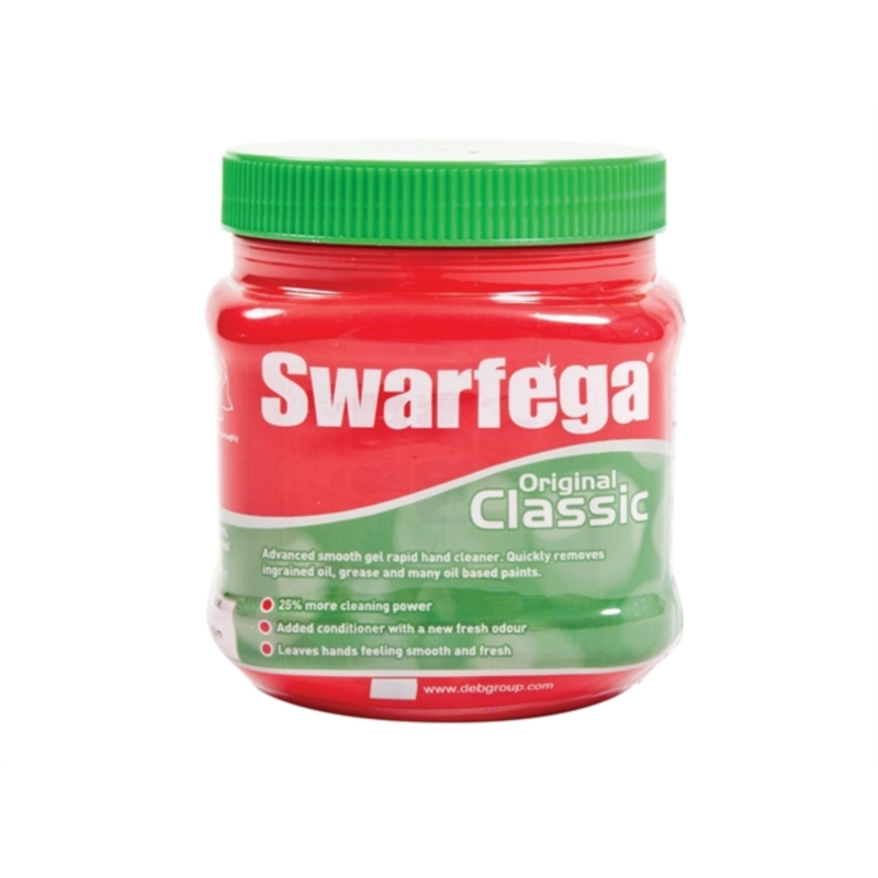 500g Swarfega Green Gel Hand Cleaner