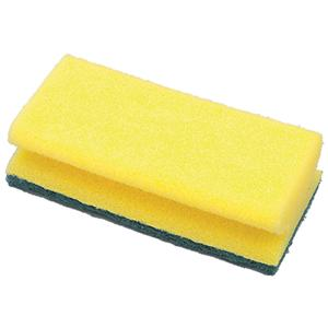 Washing Up Sponge Scourer (Pack of 10)