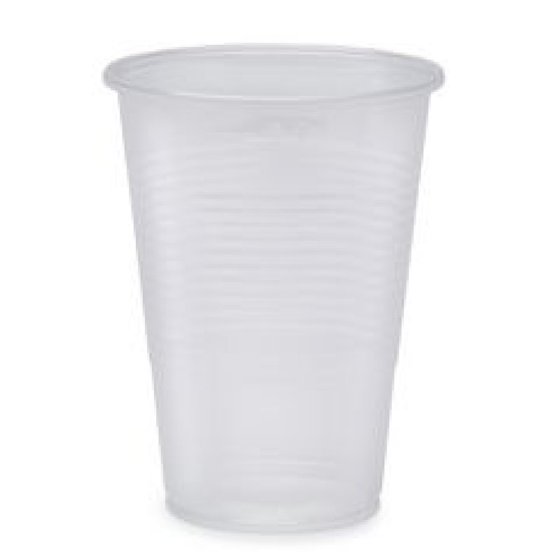 200ml Clear Water Cup (Pack of 2000)