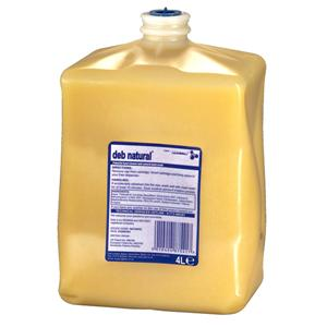 4 Litre Deb Cleanse Natural POWER WASH Heavy Duty - Deb4000 (NPW4LTR)