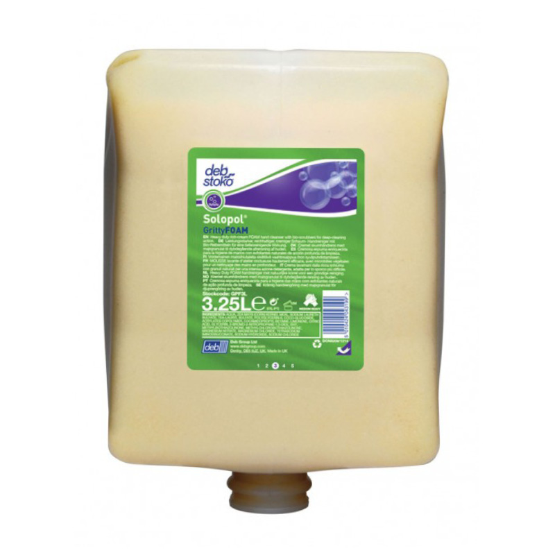 3.25 litre Cartridge Deb GrittyFOAM GPF3L