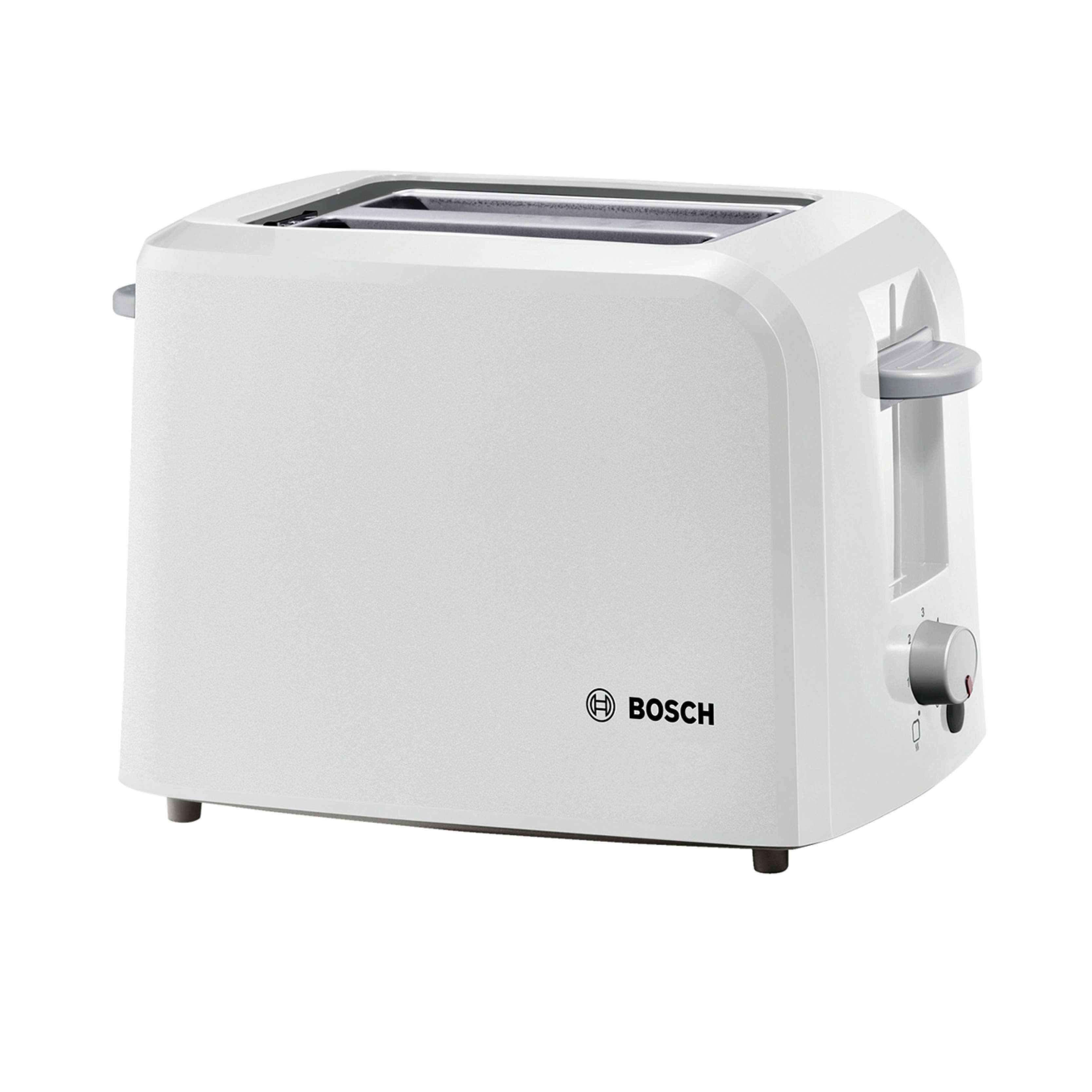 2 Slice Electric Toaster - 240v