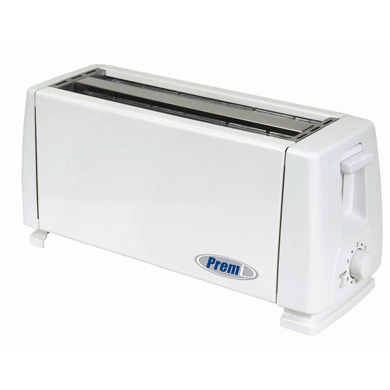 4 Slice Electric Toaster - 240v