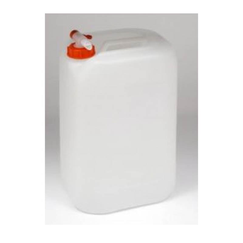 25 Litre Plastic Water Container c/w Tap